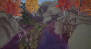 First Frost Screenshot 01 - Artcade Student Project | AIE
