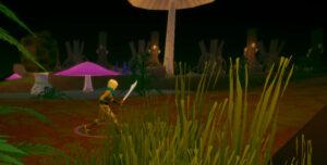Swamp Rider Screenshot 03 - Artcade Student Project | AIE