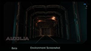 Auxilia Game Screenshot 01 - Artcade Student Project | AIE