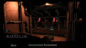 Auxilia Game Screenshot 02 - Artcade Student Project | AIE